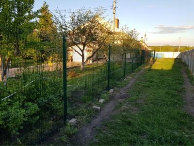 Забор 3D высотой 2,5м