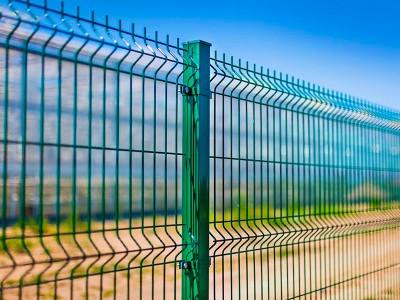 Сколько стоит 3D забор на 8 соток
